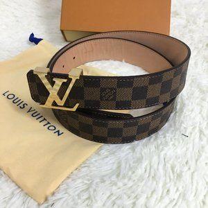 """Louis Vuitton LV Initiales Belt 38"""""""